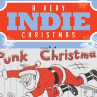 a very indie/punk christmas