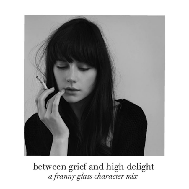 between grief and high delight