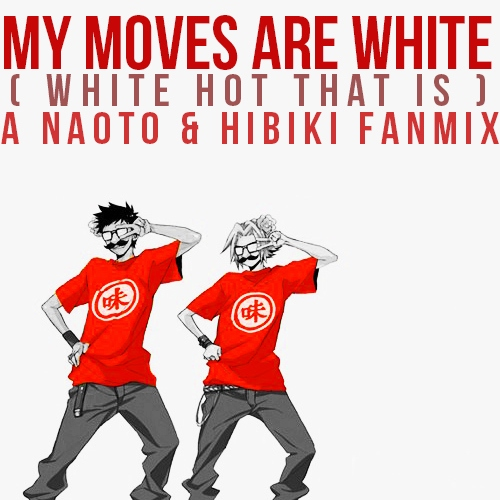 my moves are white