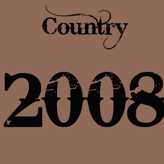 2008 Country - Top 20
