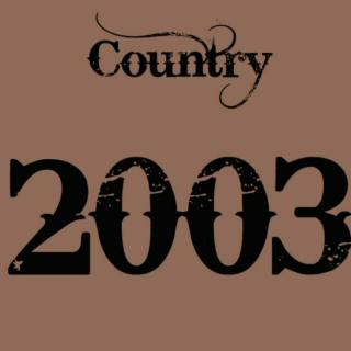 2003 Country - Top 20