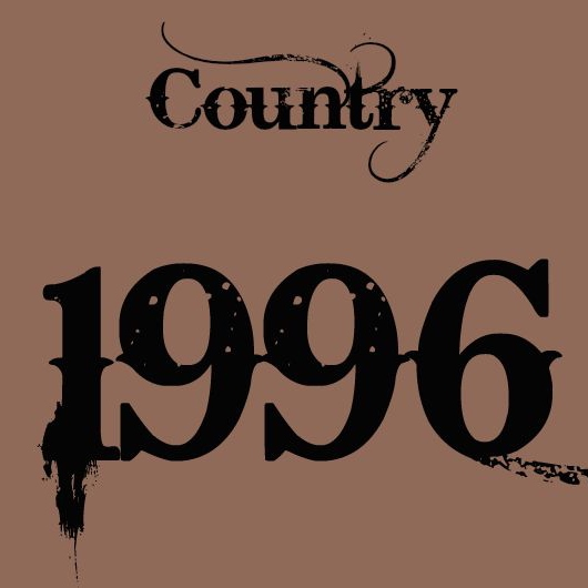 1996 Country - Top 20