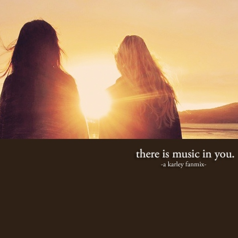 there is music in you.