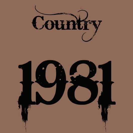 1981 Country - Top 20