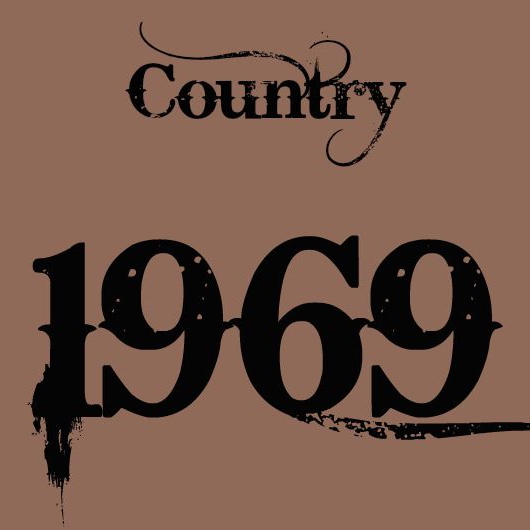 1969 Country - Top 20