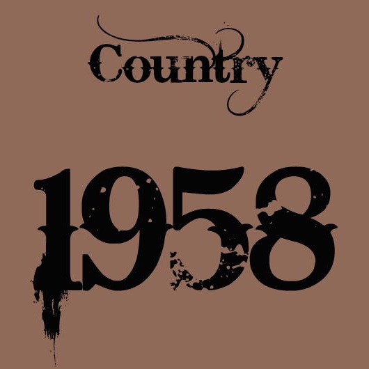 1958 Country - Top 20
