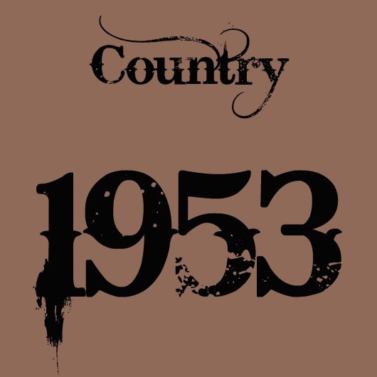 1953 Country - Top 20