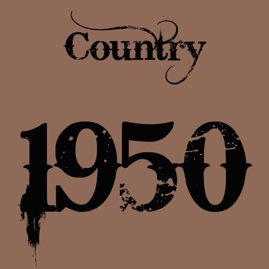 1950 Country - Top 20