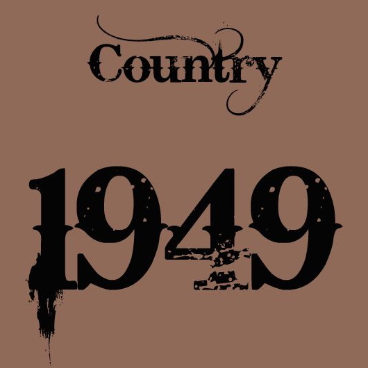 1949 Country - Top 20