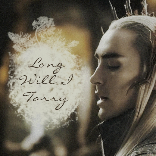 Long Will I Tarry