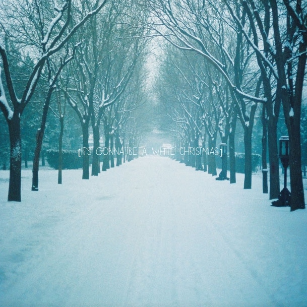 [It's Gonna Be A White Christmas]
