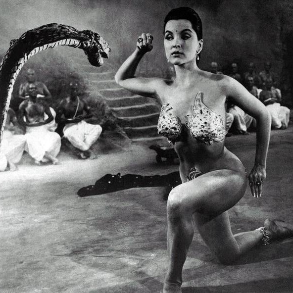 The Seducer and the Snake