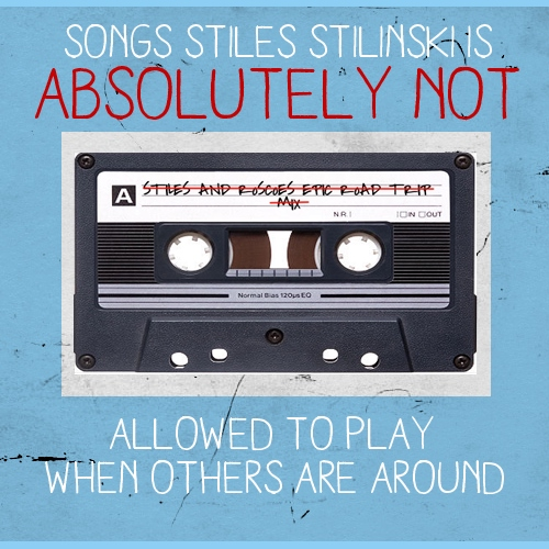 Populares 8tracks radio | Songs Stiles Stilinski is Absolutely Not Allowed  WM33