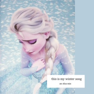 this is my winter song