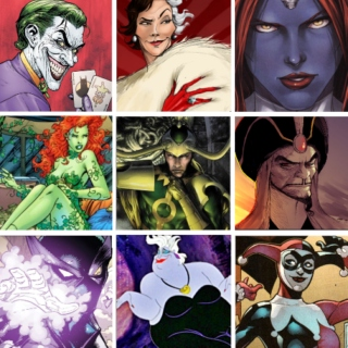 a generic villain playlist