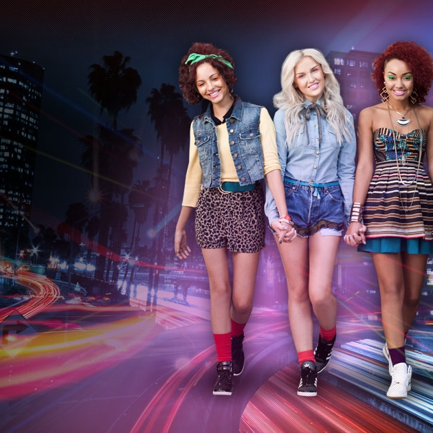Roadtrip with Little Mix