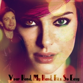 your hand, my hand, fits so easy: volume one
