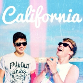 ♡at the beach with cashton♡