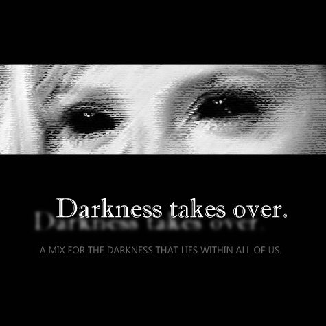 Darkness takes over.