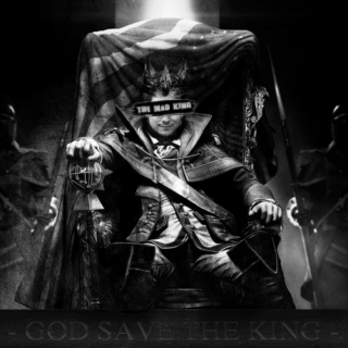GOD SAVE THE KING.