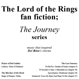 """music for """"The Journey"""" series"""
