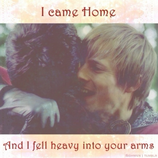I Came Home (and I fell heavy into your arms) - Merthur fanmix