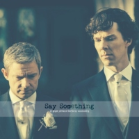 Say Something - An Angst Johnlock Fanmix