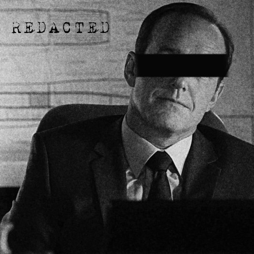 REDACTED: an Agent Coulson fanmix