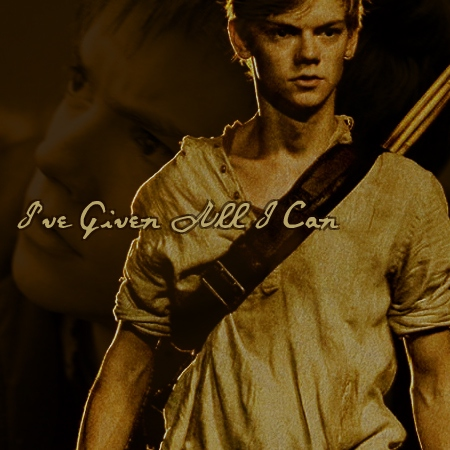 I've Given All I Can [a Newt fanmix]