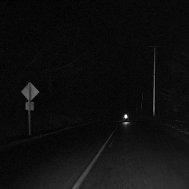 drive into the night (radio static at sparkwood&21)