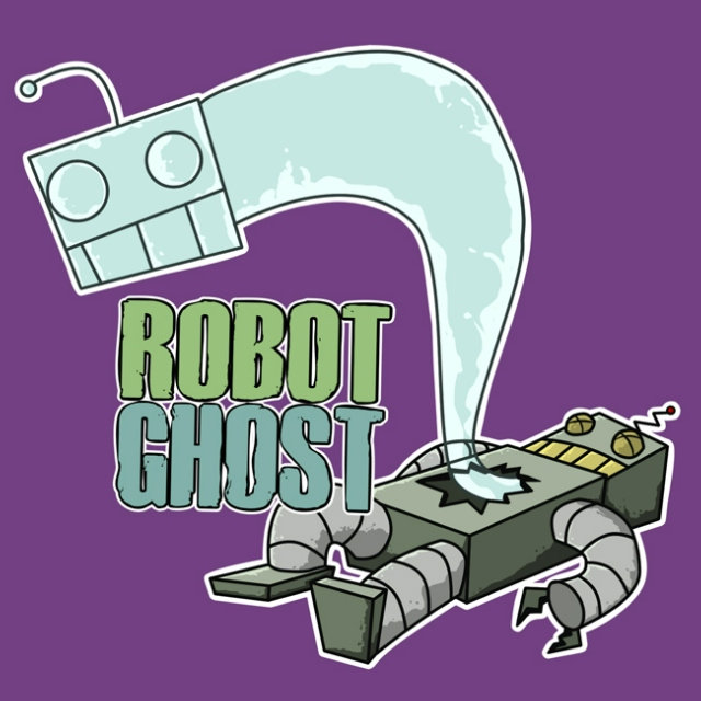 Year of the Robot Ghost, or I How I Spent my 2013