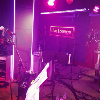 Best Live Lounge Covers of 2013