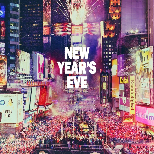 new year's eve;