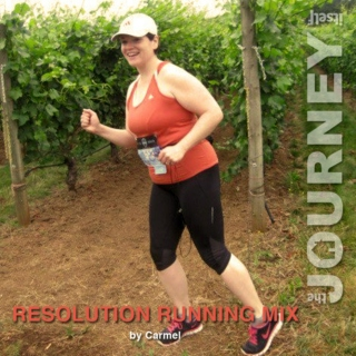 Resolution Running Mix