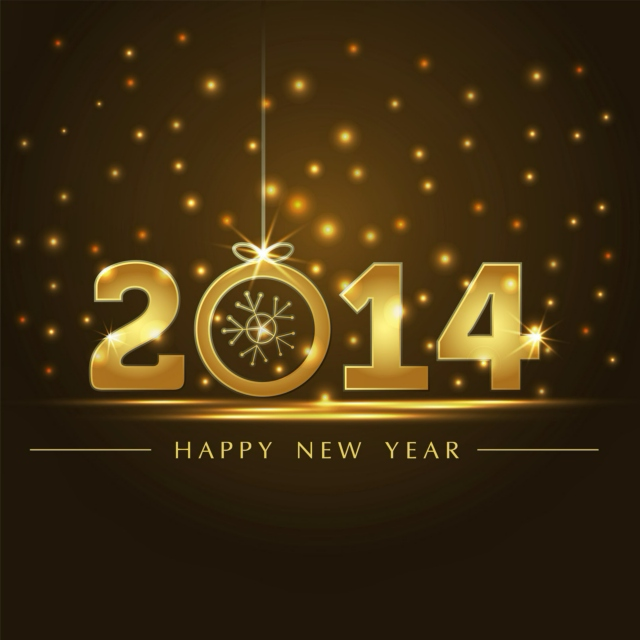 here's to a great 2014!