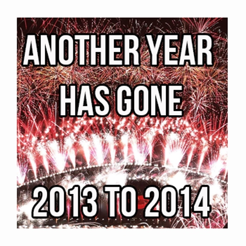 Another Year Has Gone....