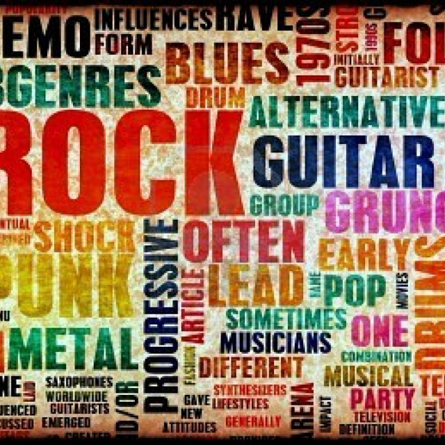 All you need is ROCK.