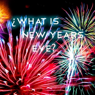¿what is new years eve?