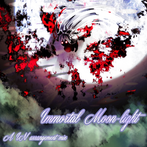Eternal Moonlight - An Imperishable Night Touhou fanmix