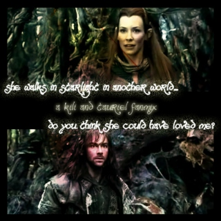 She walks in starlight - a Kili/Tauriel Fanmix