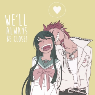 we'll always be close!