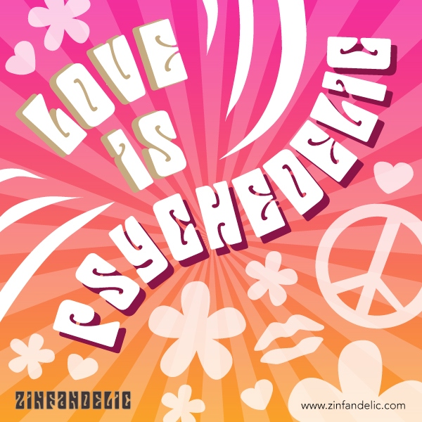 Love is Psychedelic