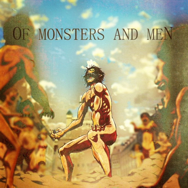 Of Monsters And Men - An Attack on Titan inspired fanmix