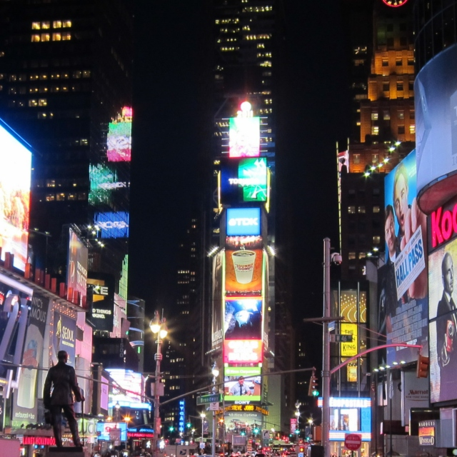 broadway in review : 2013