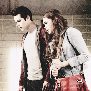 I've been saving myself for you. (Stydia)