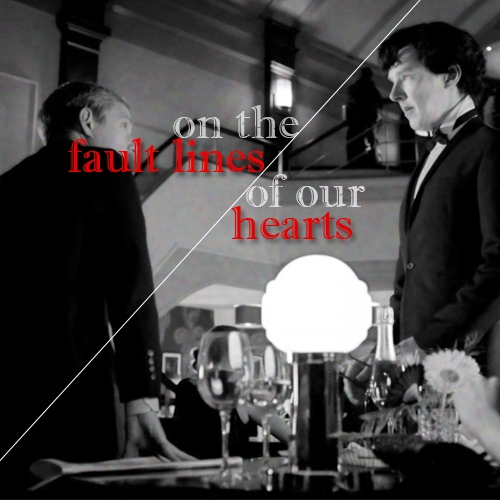 on the fault lines of our hearts