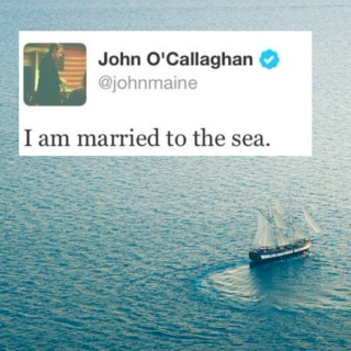 Married to the sea