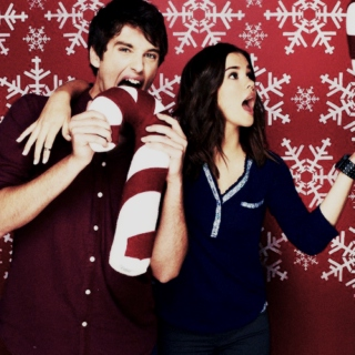Brandon & Callie (Brallie Mix)