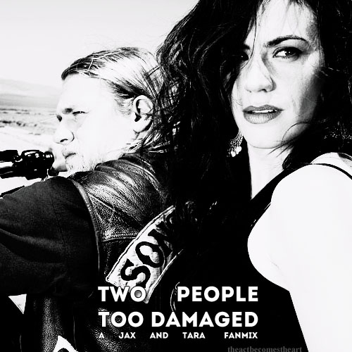 Two People Too Damaged