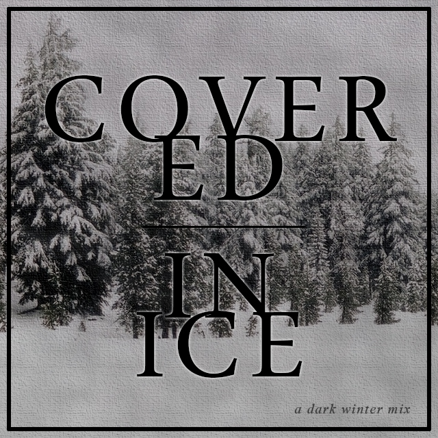 Covered in Ice